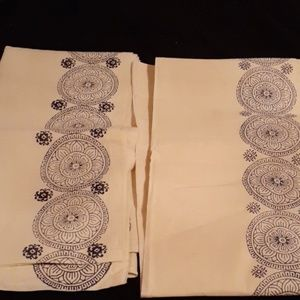 "Matter brothers mandala curtains 96"" brand new"